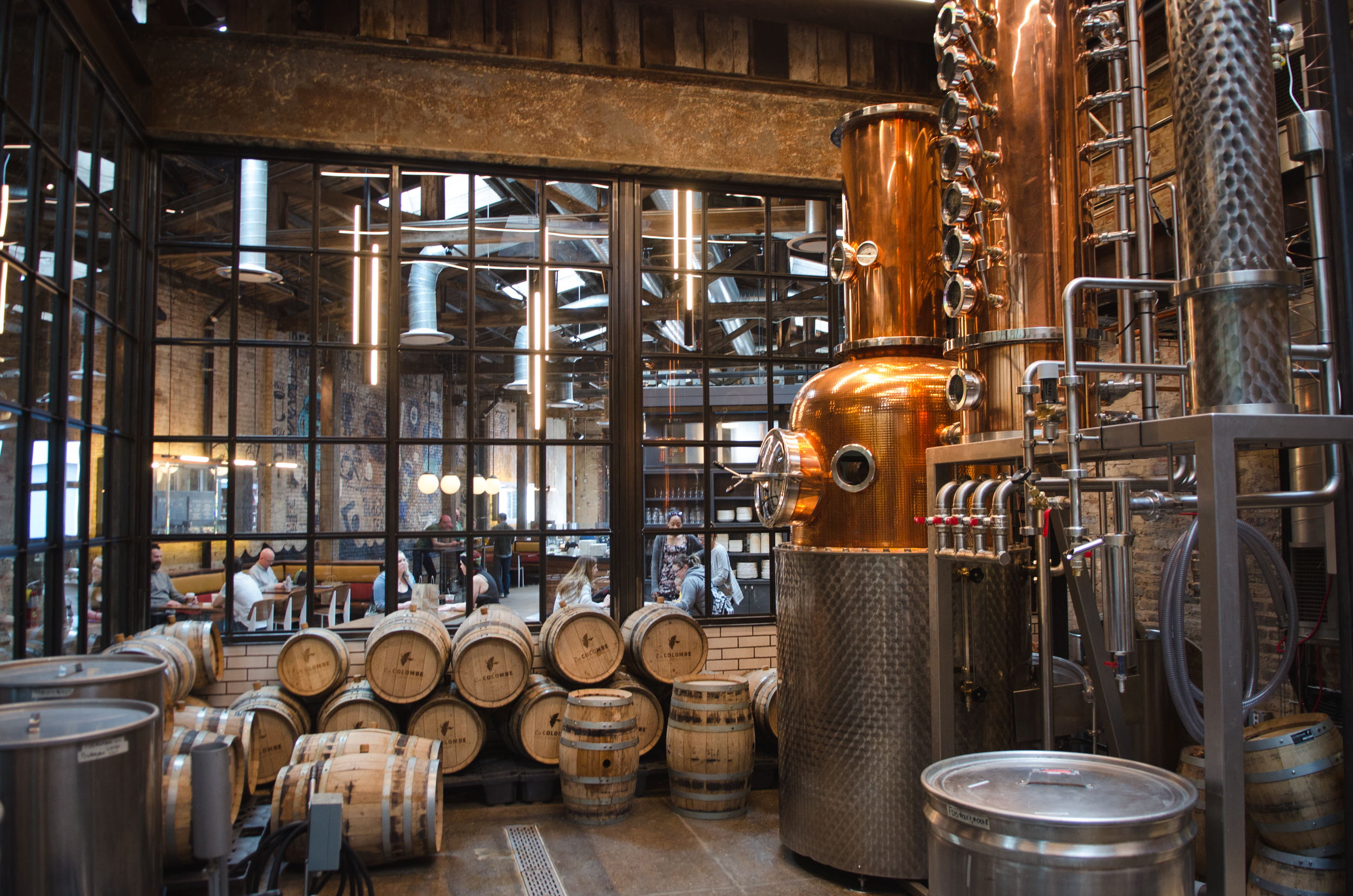 Moonshine Distillery Tours