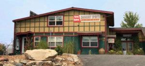 Oakhurst Spirits - Exterior Building