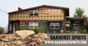 Oakhurst Spirits Exterior Building
