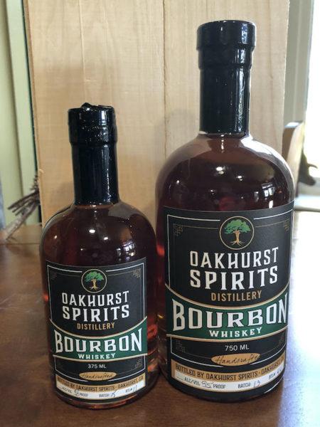 Oakhurst Spirits Bourbon